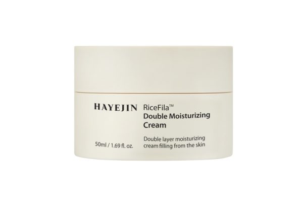 HAYEJIN RiceFila Double Moisturizing Cream